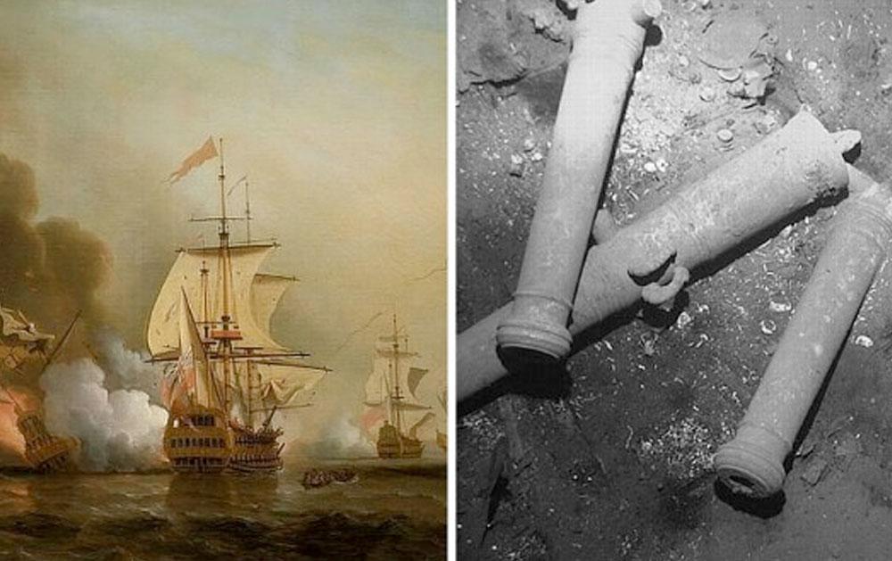 Colombia says treasure-laden San Jose galleon found